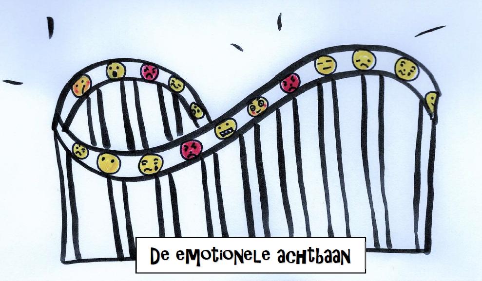 De emotionele achtbaan